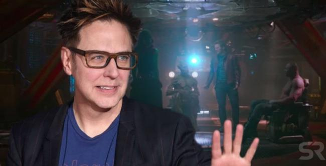 James Gunn vender ikke tilbage for at instruere Guardians of the Galaxy Vol. 3
