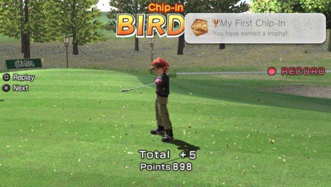 Everybody's Golf Vita