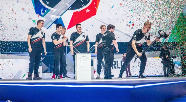 G2 are the Six Invitational champions of 2019