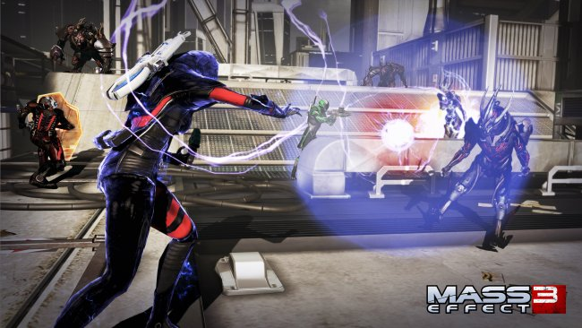 Bioware vil ikke udelukke multiplayer i Mass Effect Legendary Edition