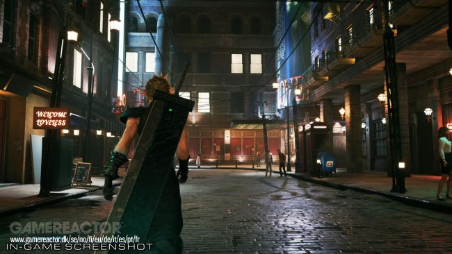 Final Fantasy VII: Remake vil