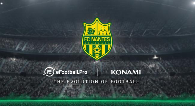 FC Nantes is the final club joining eFootball.Pro League