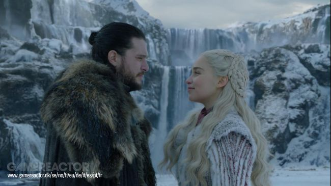 "Game of Thrones Sæson 8 - EP1: ""Winterfell"""