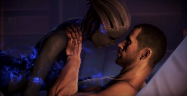 Gaming-historie: Sex og romance i Mass Effect