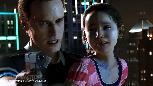 Quantic Dream gør grin med Xbox