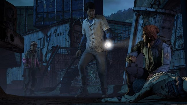 Her er tre nye billeder fra The Walking Dead: Season Three