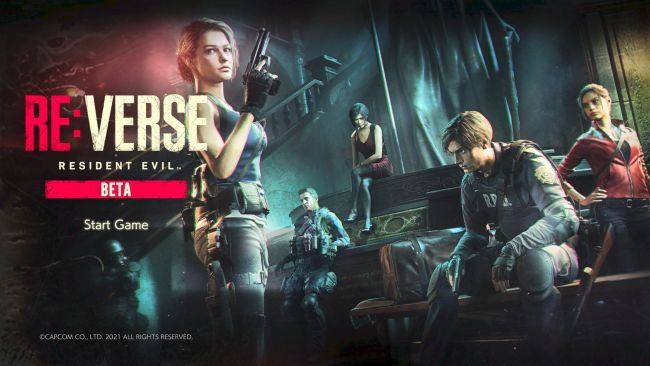 Resident Evil Re:Verse får ny beta-test i dag