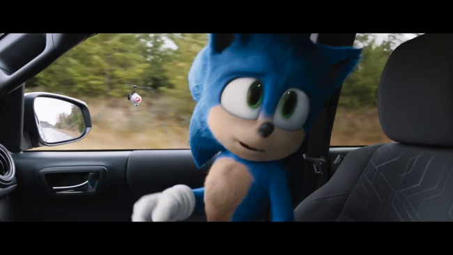 Filmen Sonic the Hedgehog får officielt en efterfølger