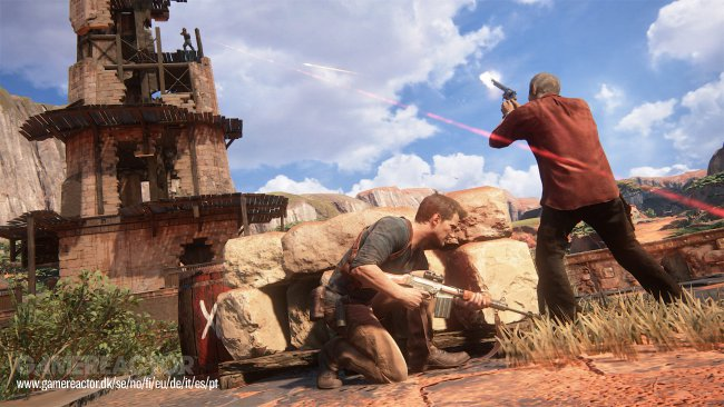 Uncharted 4: A Thief's End får gratis multiplayer-indhold