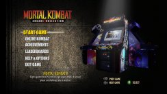 Mortal Kombat Arcade Kollection