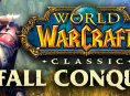 Blizzard afslører WoW Classic Fall Conquest