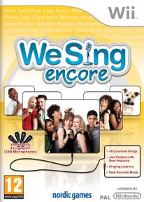 We Sing Encore