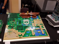 Se The Legend of Zelda: A Link to the Past-verdenen lavet i LEGO