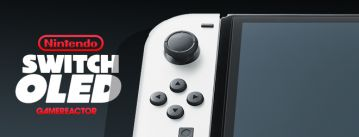 Vi anmelder Nintendo Switch OLED
