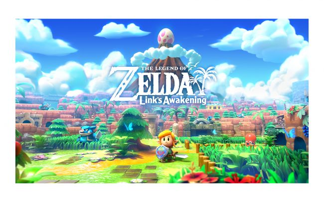 Se 30 minutters gameplay fra The Legend of Zelda: Link's Awakening