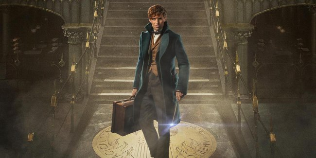 Fantastic Beasts and Where to Find Them har fået en ny trailer