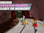 Her er vores video-preview af Kingdom Hearts: Melody of Memory