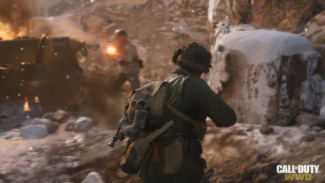 Ny Call of Duty: WWII-opdatering justerer våbenbalancen