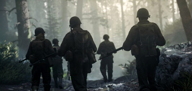 Vi har set Call of Duty: WWII i aktion