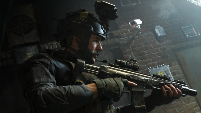Infinity Ward deler Gunfight gameplay fra Modern Warfare