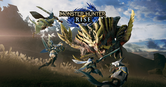 Monster Hunter Rise kommer til PC næste år