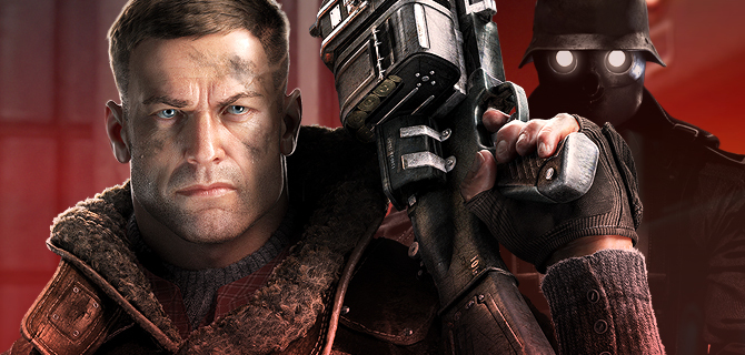 Wolfenstein II: The New Colossus til Switch