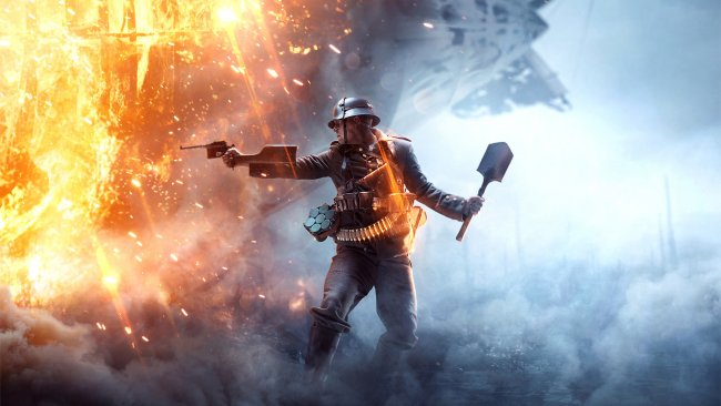 Battlefield 1 Single-Player kampagne har