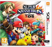 Super Smash Bros for Nintendo 3DS