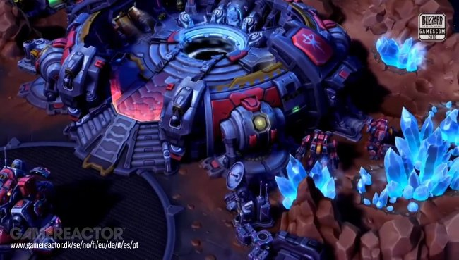 De første tanker om Heroes of the Storm: Machines of War
