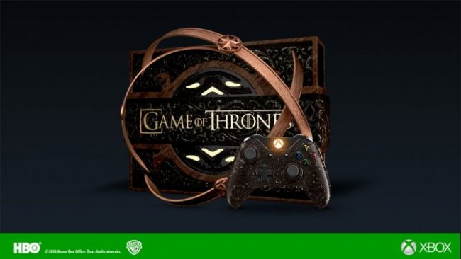 Xbox Frankrig udlover Game of Thrones-konsol