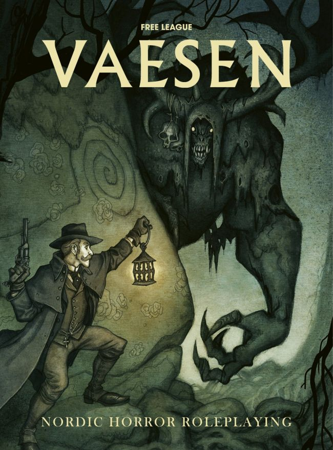 RPG Madness: Vaesen - En Introduktion