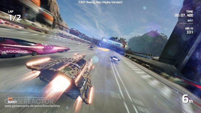 """Fast: Racing Neo è """"il gioco che tutti stavano aspettando"""""""
