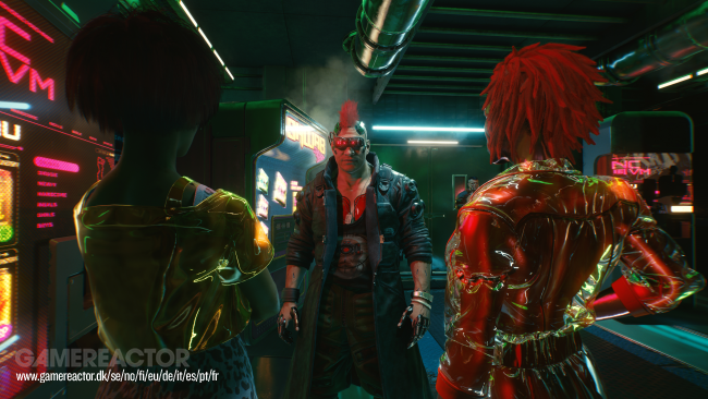 Ny Cyberpunk 2077 trailer introducerer os for de diverse bander