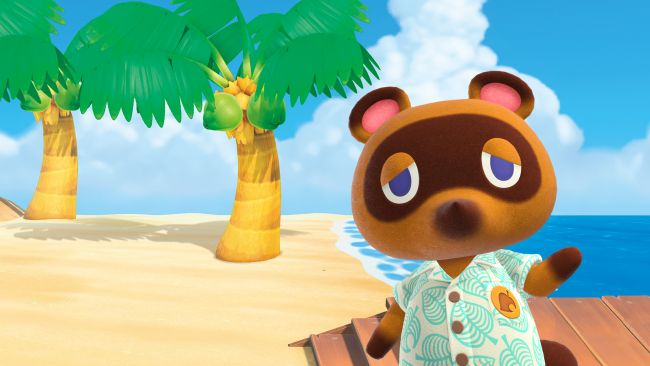 Animal Crossing: New Horizons bevarer tronen i Japan