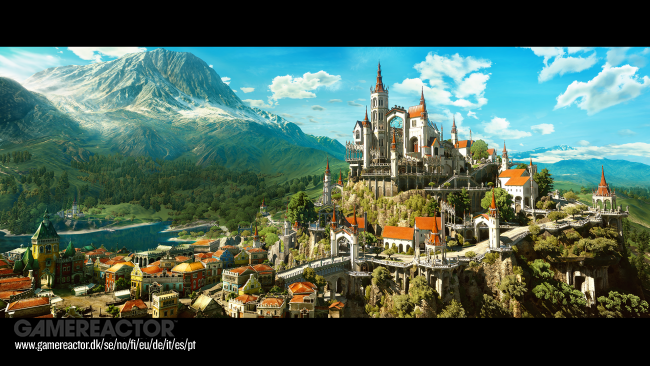 The Witcher 3: Blood and Wine - vores første indtryk