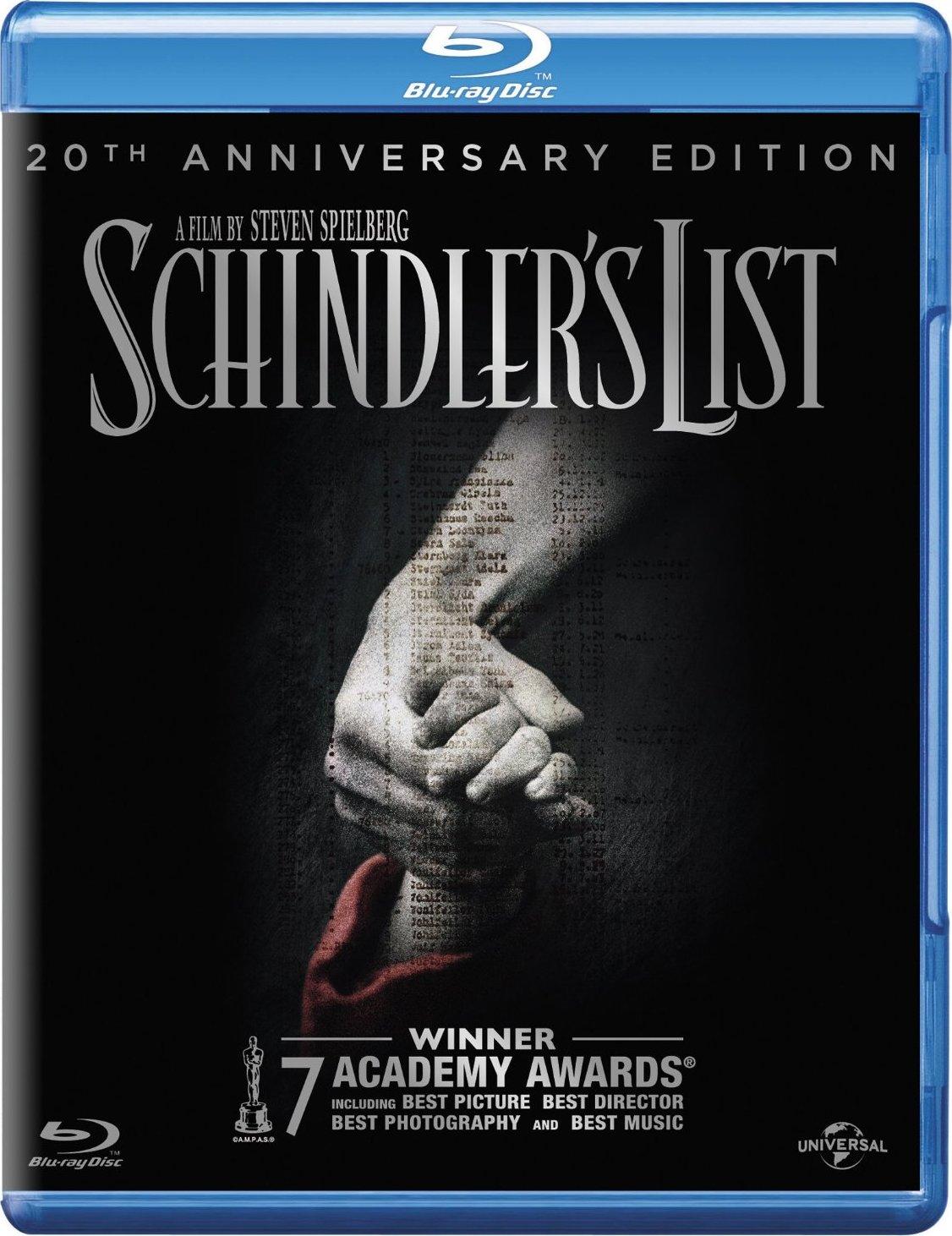 Schindlers Lsite