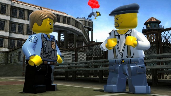 Lego City Undercover får udgivelsesdato