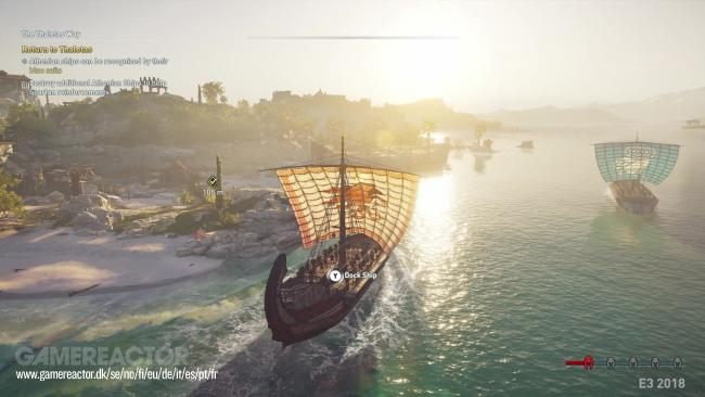Assassin's Creed Odyssey er meget længere end Origins