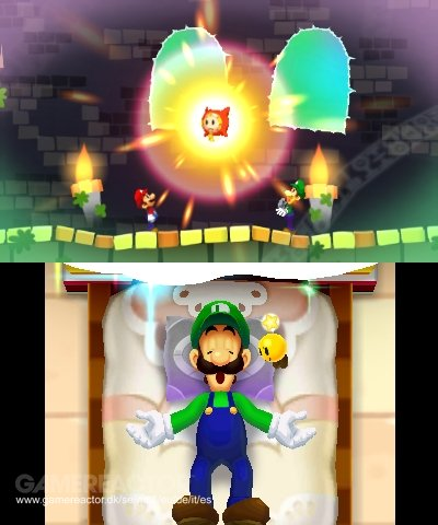 Mario & Luigi: Dream Team Bros