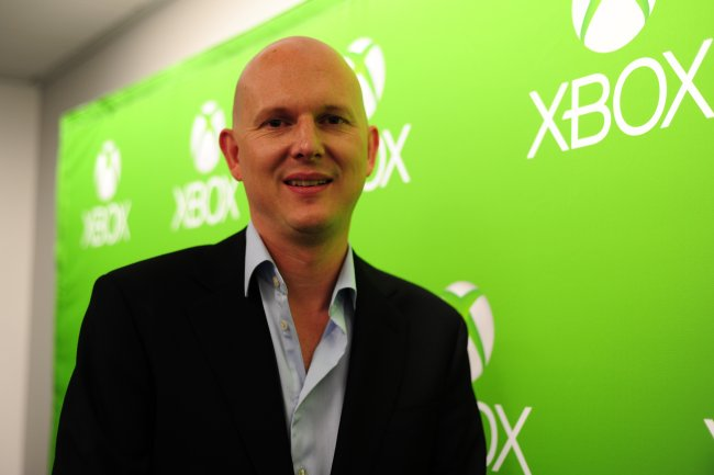 Xbox One og Phil Harrison