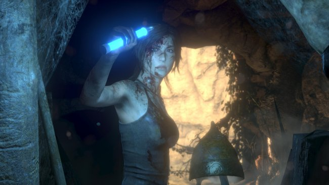 Rise of the Tomb Raider - PlayStation VR og PlayStation 4 hands-on