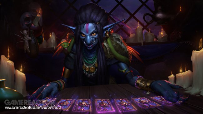 Se os åbne 30 Hearthstone: Whisper of the Old Gods-pakker