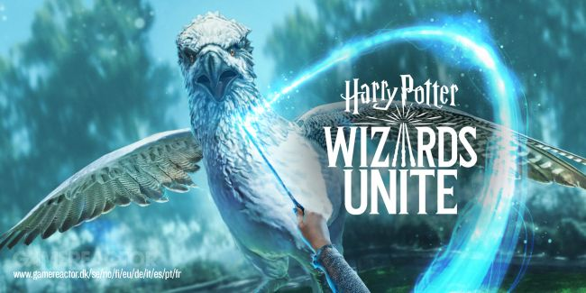 Harry Potter: Wizards Unite udkommer allerede i morgen