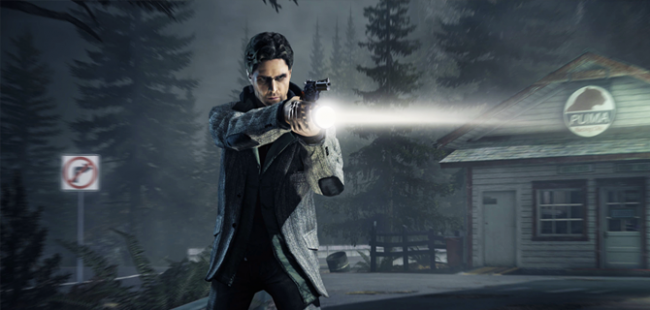 Phil Spencer: Det er Remedy der siger nej til Alan Wake 2