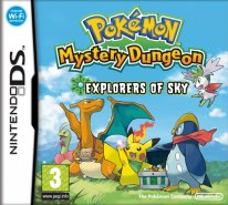 Pokémon Mystery Dungeon: Explorers of Sky