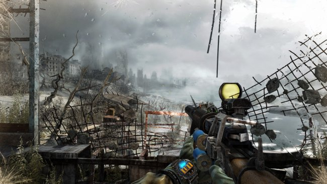 Holder Det?! - Metro: Last Light