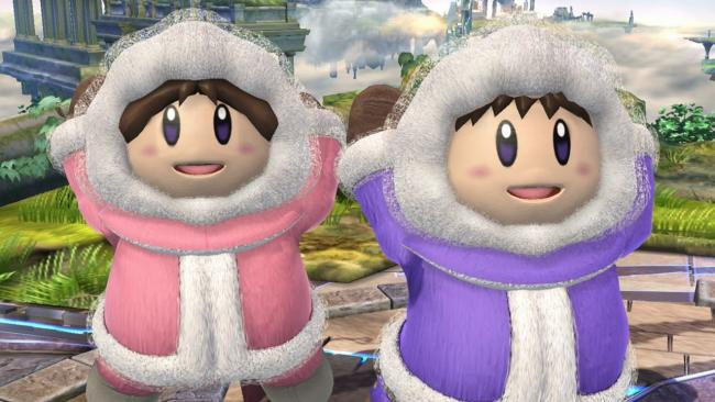 Rygte: Ridley og Ice Climbers kommer til Smash Bros. på Switch