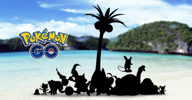 Pokémon Go celebra l''arrivo dell''estate con i Pokémon di forma Alola