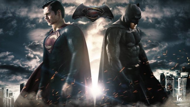 Se den endelige trailer til Batman v Superman: Dawn of Justice