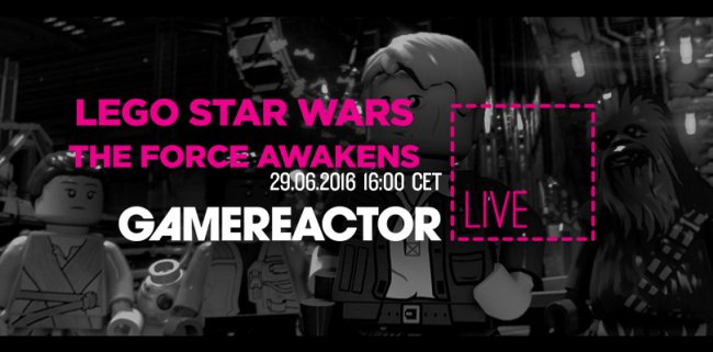 Dagens GR Live: Lego Star Wars: The Force Awakens